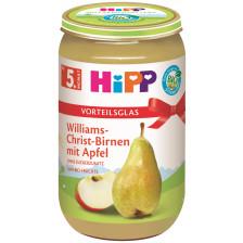 Hipp Bio Williams-Christ-Birnen mit Apfel ab dem 5.Monat Vorteilsglas 250G