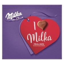 Milka I Love Milka Haselnuss 110G