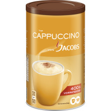 Jacobs Kaffee Instant Cappuccino 400G