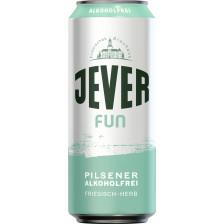 Jever Fun alkoholfrei 500ml Dose