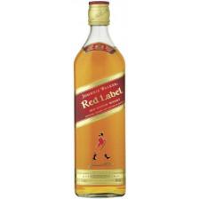 Johnnie Walker Red Label Blended Whisky 700ml
