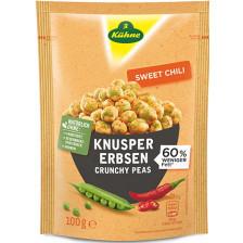 Kühne Enjoy Knusper Erbsen Sweet Chili 100G