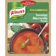 Knorr Feinschmecker Tomaten Mozzarella Suppe 64 g