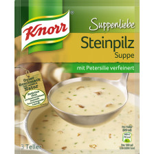 Knorr Suppenliebe Steinpilz Suppe 56 g