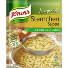 Knorr Suppenliebe Sternchen Suppe 84 g