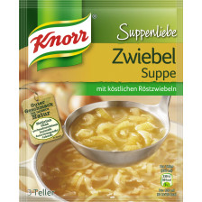 Knorr Suppenliebe Zwiebel Suppe 46 g