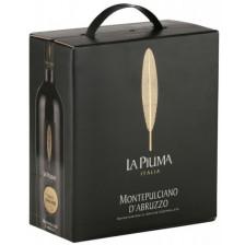 La Piuma Montepulciano D'Abruzzo d.o.c. 3 ltr