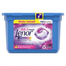 Lenor All-in-1 Pods Colorwaschmittel Amethyst Blütentraum 376,5G 15WL