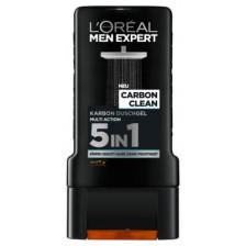 L'Oréal Men Expert Carbon Clean 5in1 Duschgel 0,3 ltr