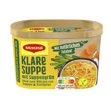 Maggi Klare Suppe mit Suppengrün für 16L 272G