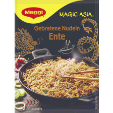 Maggi Magic Asia Gebratene Nudeln Ente 119 g