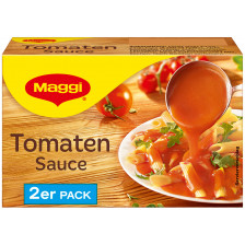 Maggi Tomaten-Sauce ergibt 2x 250 ml