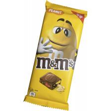 M&M's Peanut Schokolade 165G