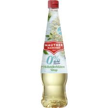 Mautner Markhof Holunderblütensirup ohne Zuckerzusatz 0,7 ltr