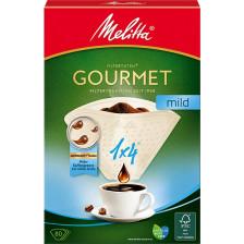 Melitta Kaffeefilter Gourmet mild 1x4 80 Stück