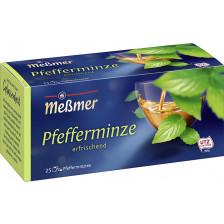 Meßmer Tee Pfefferminze klein 25ST 56,25G