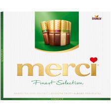 Merci Finest Selection Mandel Knusper Vielfalt 250 g