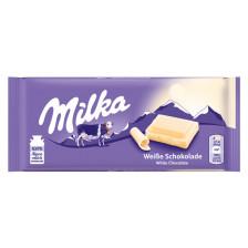 Milka Weisse Schokolade 100 g