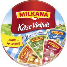 Milkana Käse Vielfalt 200 g