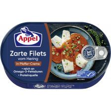 Appel zarte Heringsfilets in Pfeffer-Creme 200G