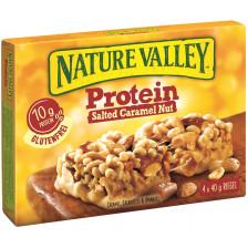 Nature Valley Protein Salted Caramel Nut Riegel 4ST 160G