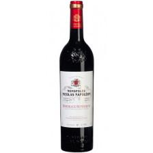 Monopoles Nicolas Napoléon Bordeaux Superieur Rotwein 0,75 ltr