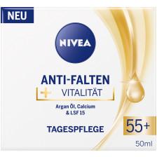 Nivea Anti-Falten & Vitalität 55+ Tagespflege 50ML