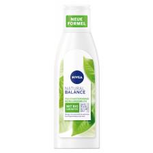 Nivea Natural Balance feuchtigkeitsspendende Reinigungsmilch 200ML