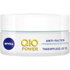 Nivea Q10 Power Anti-Falten Porenverfeinernde Tagespflege LSF15 50 ml