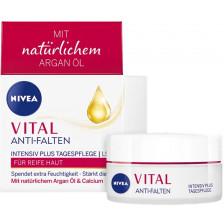 Nivea Vital Anti-Falten Intensiv Plus Tagescreme LSF15 für reife Haut 50ML