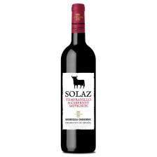 Osborne Solaz Tempranillo Cabernet Sauvignon Rotwein 0,75 ltr