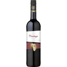 OverSeas Südafrika Pinotage Rotwein 0,75 ltr