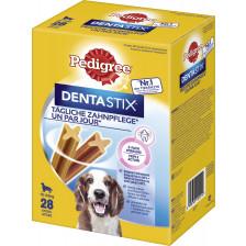 Pedigree Dentastix für mittlere Hunde Multipack 4x 7 Stück