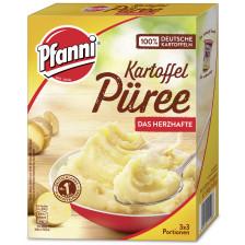 Pfanni Kartoffel Püree Das Herzhafte 3x 81 g