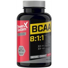 Power System Professional Performance BCAA 8:1:1 120ST 139G
