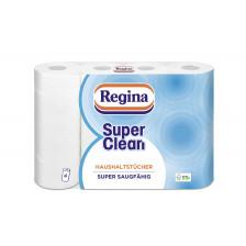 Regina Super Clean Haushaltstücher 3-lagig 4x 43 Blatt