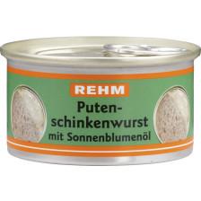 Rehm Putenschinkenwurst mit Sonnenblumenöl 125 g