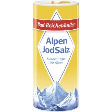 Bad Reichenhaller Alpen Jodsalz 500G