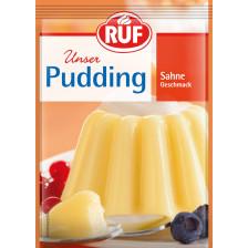 Ruf Pudding Sahne-Geschmack 3x 38 g