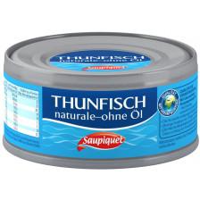 Saupiquet Thunfisch Naturale ohne Öl 185 g
