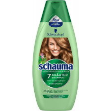 Schwarzkopf Schauma 7-Kräuter Shampoo 400 ml
