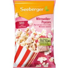 Seeberger Mikrowellen-Popcorn süss 90G