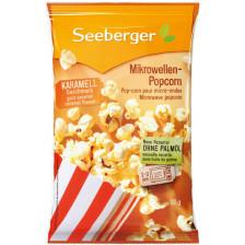 Seeberger Mikrowellen Popcorn Karamell 90G