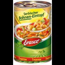 Erasco 1 Portion Serbischer Bohnen-Eintopf 400G
