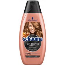 Schwarzkopf Schauma 6in1 Repair Shampoo 400 ml