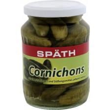 Späth Cornichons 670 g