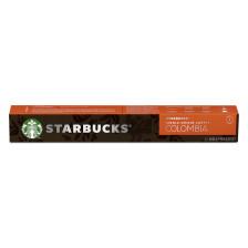 Starbucks Kaffeekapseln Colombia by Nespresso 10ST 57G