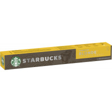 Starbucks Kaffeekapseln Blonde Espresso Roast by Nespresso 10ST 53G