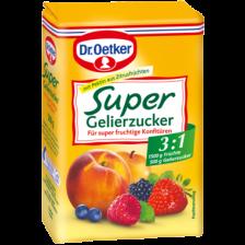 Dr.Oetker Super Gelierzucker 3:1 500G