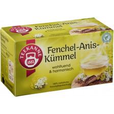 Teekanne Fenchel Anis-Kümmel 20x 3 g